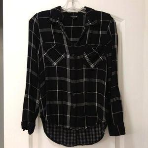 Lucky Brand cotton flannel shirt